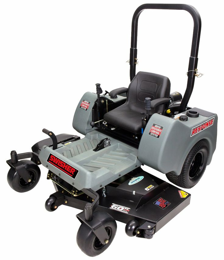 Commercial Lawn Mowers for the Small to Large Scale Business...I don't own a landscaping business, and I have very little grass, but I'd still love to own this bad boy!