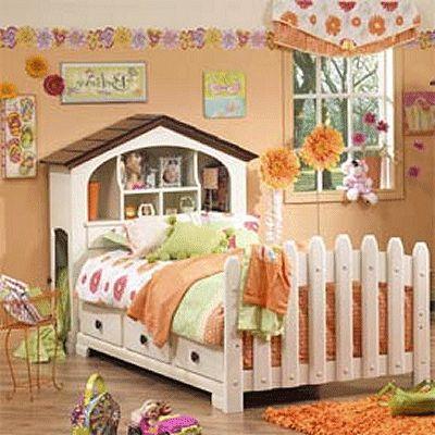 Garden Themed Bedrooms