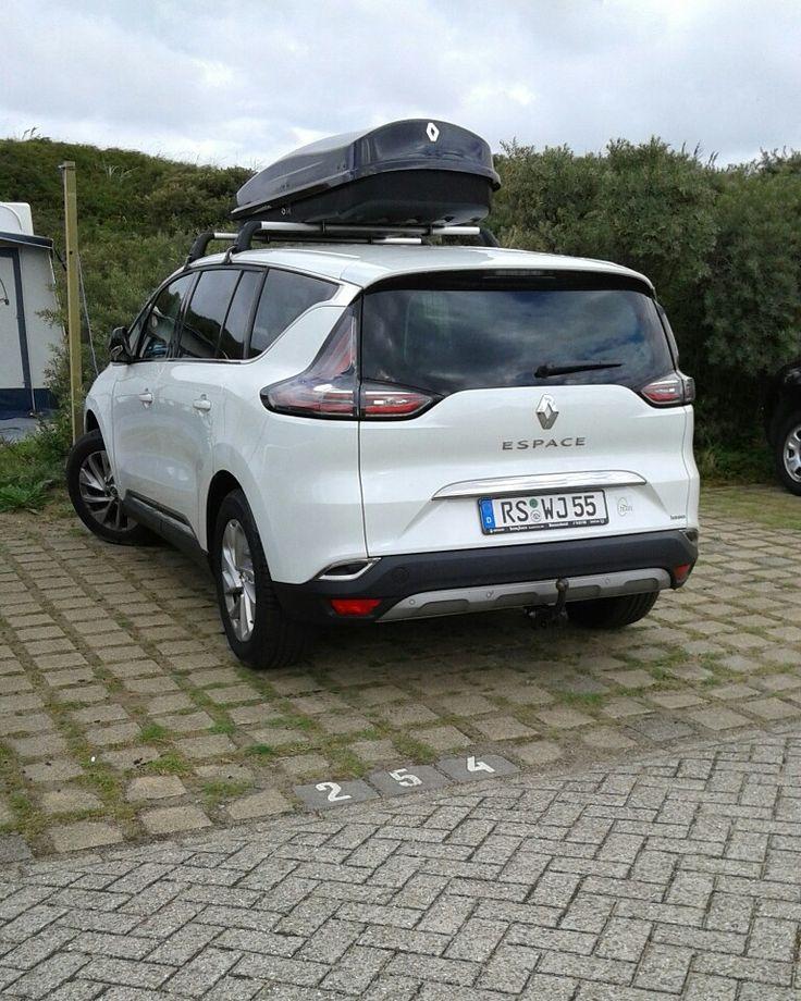 Renault Espace from Remscheid / Texel
