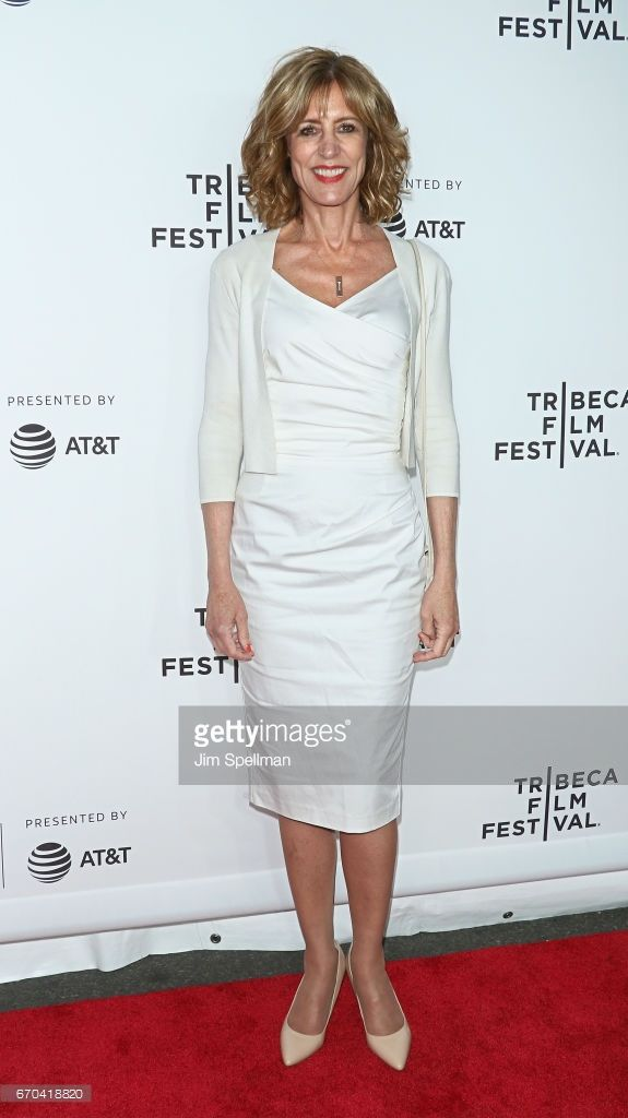 Actress Christine Lahti attends the 2017 Tribeca Film Festival - 'Clive Davis: The Soundtrack Of Our Lives' world premiere - opening night at Radio City Music Hall on April 19, 2017 in New York City.