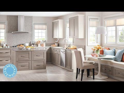 Martha Stewart Talks PureStyle Kitchen Cabinets - Martha Stewart