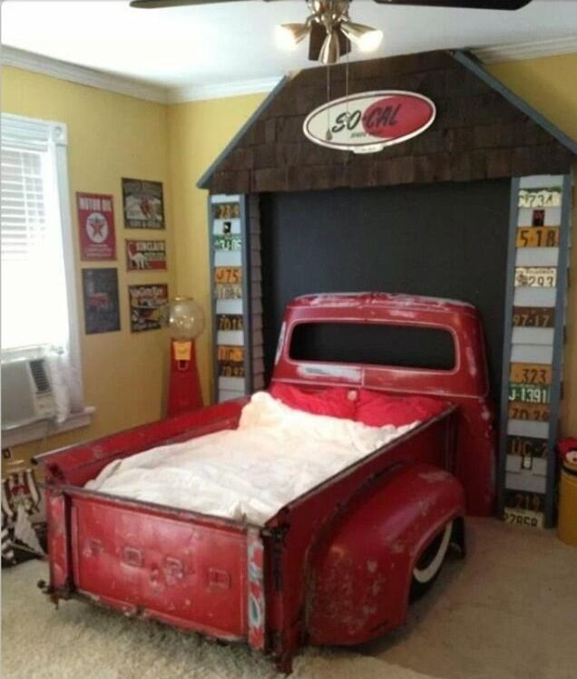 I could see my little boys room looking like this