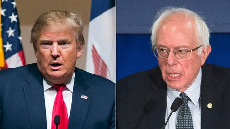 Trump Sanders acquire New Hampshire  and 2016 combat moves south | Fox News