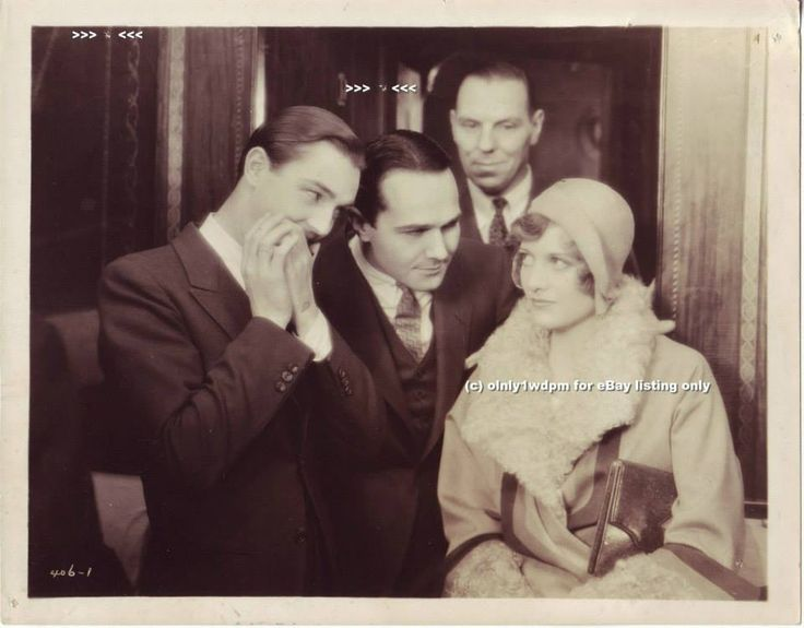 Joan Crawford, Karl Dane, and William Haines in The Duke Steps Out (1929)