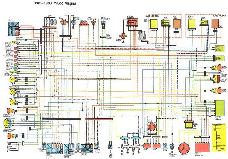 honda cm200t motorcycle wiring diagrams honda motorcycle