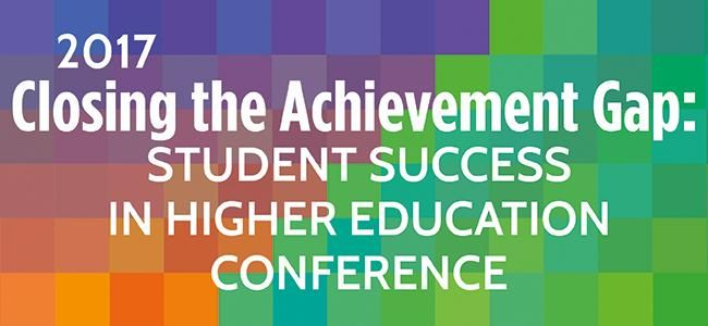 June 15 - June 17, 2017 at Washington, D.C.  |  	The 2017 NASPA Closing the Achievement Gap: Student Success in Higher Education Conference will focus on how student affairs practitioners can develop effective approaches to support students who struggle to complete their degree.  	This year, the 2017 NASPA Closing the Achievement Gap: Student Success in Higher Education Conference will be co-located with the 2017 Symposium on Collegiate Financial Well-Being. As a registered participant for th...