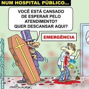 Tomataria - O melhor do humor: Saúde Pública no Brasil