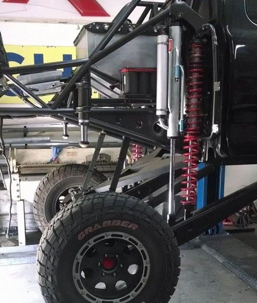 Ed Payne Jeep >> Tundra Long-Travel Rear Suspension Kit | Trophy truck ...