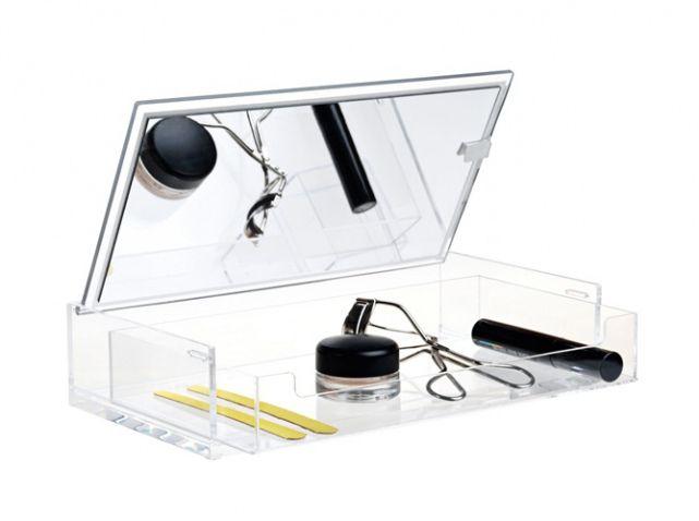 25 best ideas about boite rangement maquillage on - Boite a maquillage rangement ...