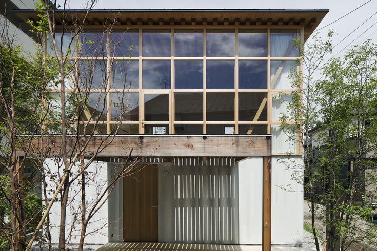 Gallery of Module Grid House / Tetsuo Yamaji Architects - 1