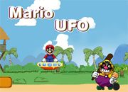 Mario UFO | juegos de mario bros - jugar online