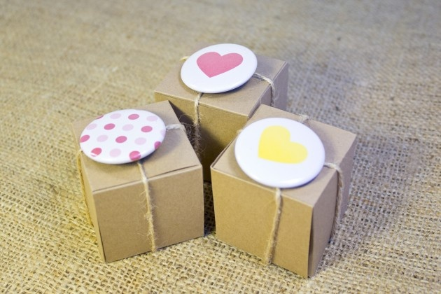 DIY Wedding Favours | The Wedding Workshop Vancouver | Weddingworkshop