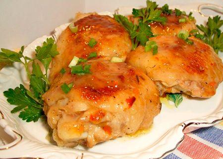 Курица в скороварке - Новые и традиционные кулинарные рецепты курицы