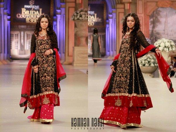 Pakistani Bridal Wear By Bunto Kazmi