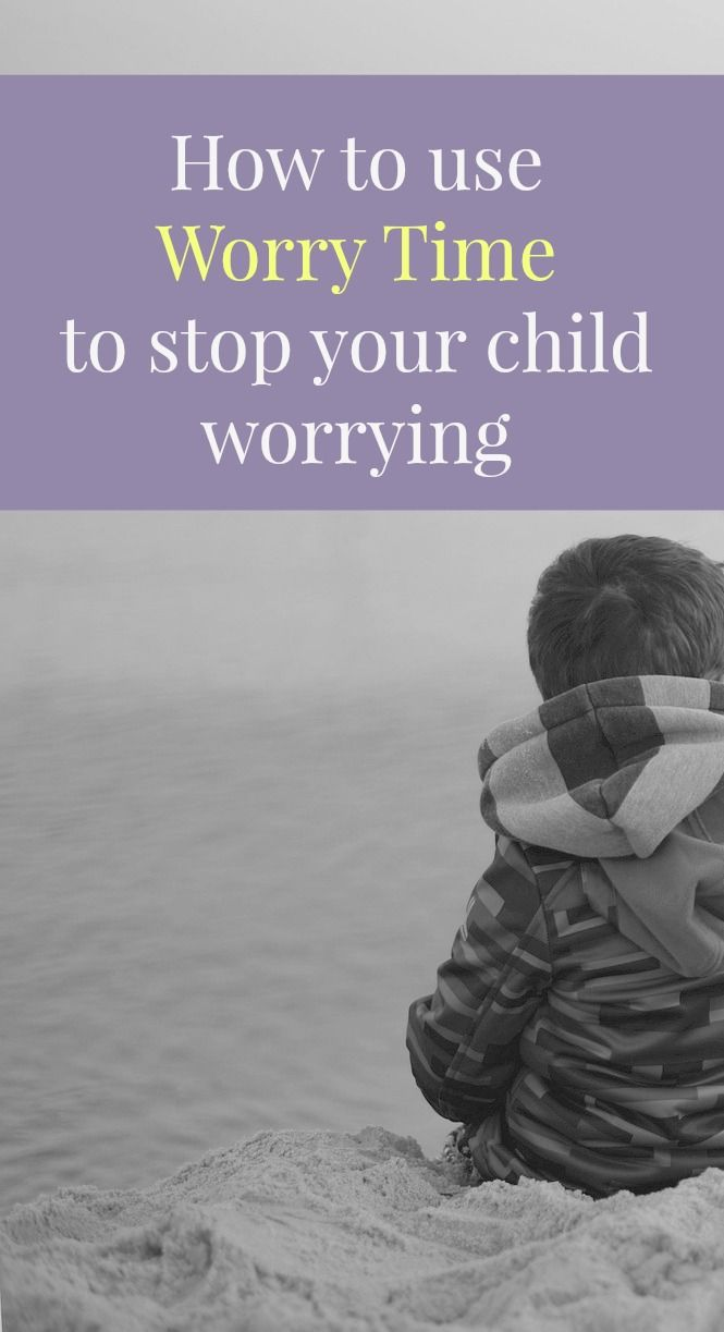Have you heard about worry time? If you are concerned about how to stop your child worrying so much this can be a really useful technique/ Anxiety can be overwhelming and this positive parenting advice is a proven way to get it back under control. Worry advice for worried parents!