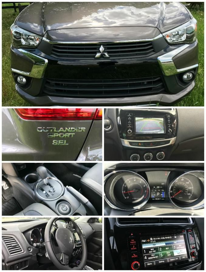 Mitsubishi Outlander Sport Price Insurance Sale Buy Accessories 10