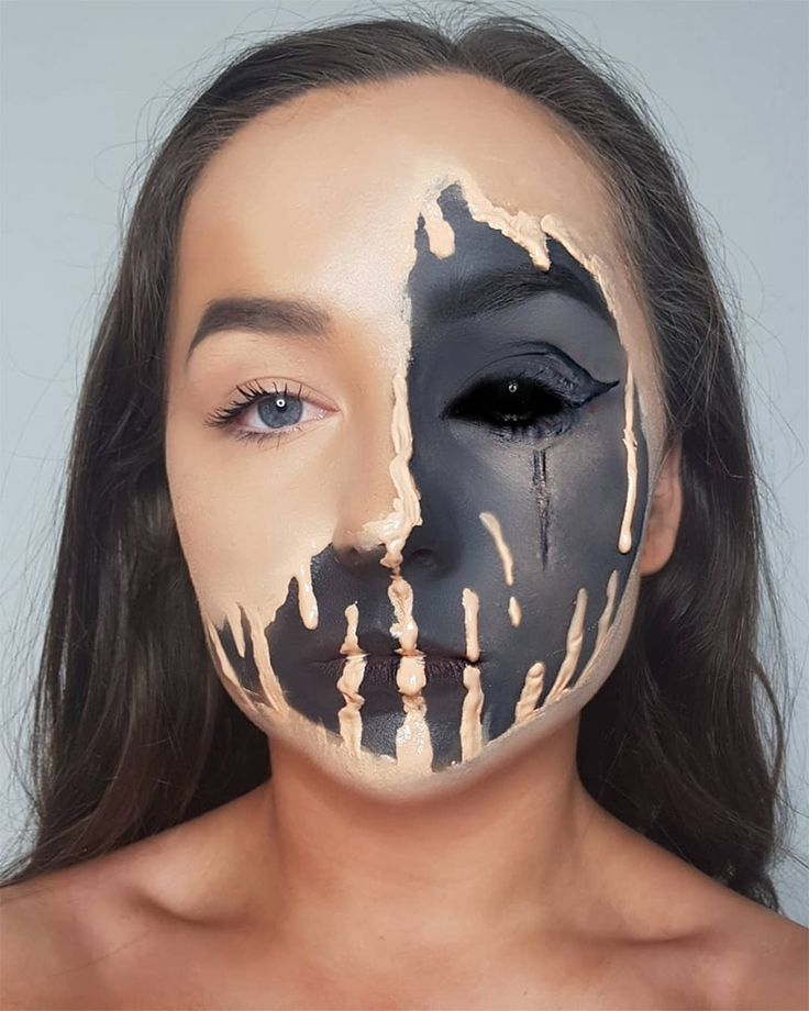 101 Mind-Blowing Halloween Makeup Ideas to Try This Year