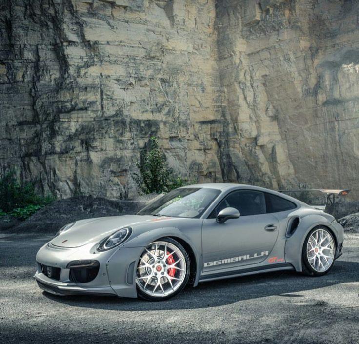 #Porsche #Gemballa