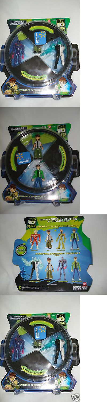 Ben 10 152906: Ben 10 Alien Force Figure Set Evolution -> BUY IT NOW ONLY: $45 on eBay!