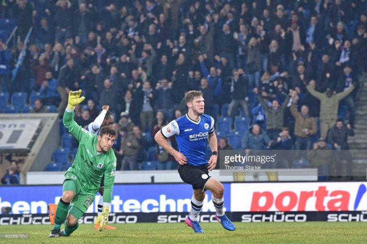 DEU: DSC Arminia Bielefeld v TSV 1860 Muenchen - Second Bundesliga