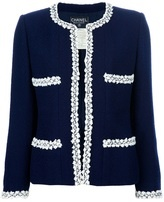 Vintage Chanel Boucle jacket