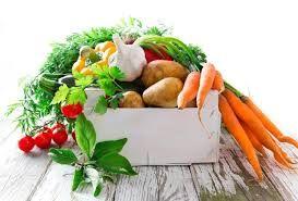 variedad en verduras