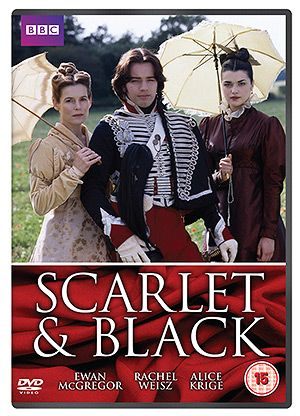 """Scarlet & Black"" Scarlet and Black (DVD) at BBC Shop"