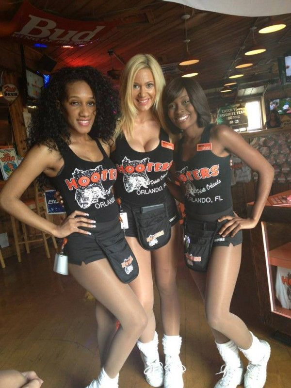 Hooters Restaurant New Port Richey Florida