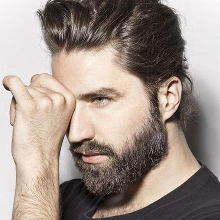 Tremendous 1000 Ideas About Different Beard Styles On Pinterest Goatee Short Hairstyles Gunalazisus