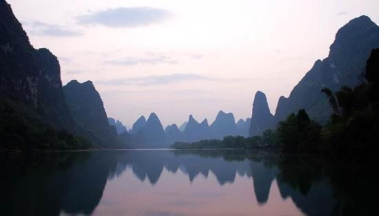 Yangshuo County Photo
