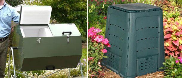 Compost Tumblers vs Compost Bins: Pros & Cons   Eartheasy Blog