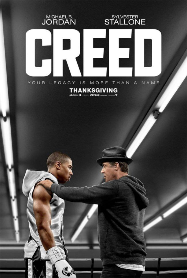 Creed. Nominated for Best Supporting Actor