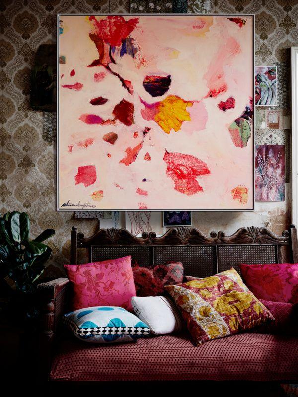Ali McNabney-Stevens · New Works — The Design Files | Australia's most popular design blog.