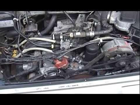 1991 Volkswagen Vanagon - head gasket replacement