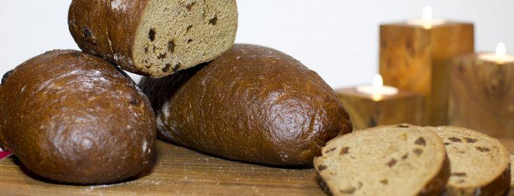 Vörtbröd med Surdeg