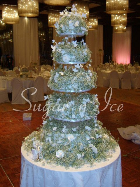 sugar and ice wedding cakes 1000 images about wedding cakes extravagant on 20563