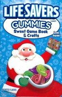 Christmas Lifesavers Gummies Book These are a perfect Christmas stocking candy for the younger children or anyone who loves gummies.
