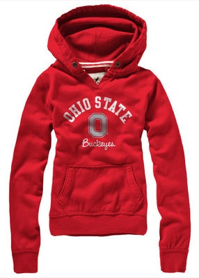 Ohio State Buckeyes League Women's University Hoodie