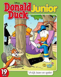 Proefabonnement: 6x Donald Duck Junior € 15,-: Donald Duck Junior is…