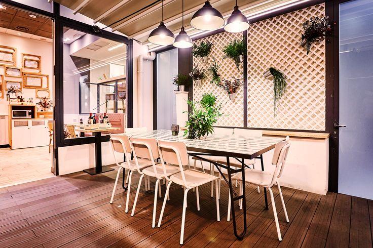 Souvent Oltre 25 fantastiche idee su Design per interni ristorante su  UC18