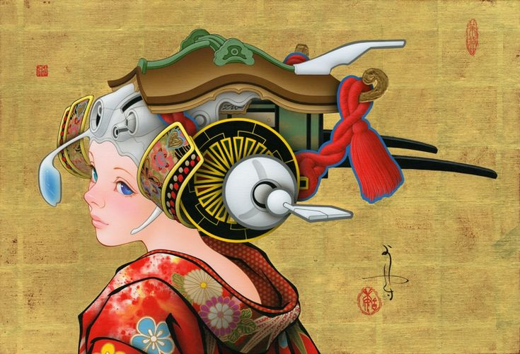 Tamura Yoshiyasu Art — Designcollector