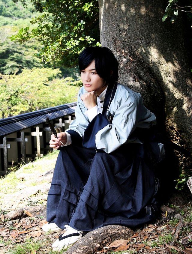 sojiro seta played by Ryûnosuke Kamiki #ruroken #sojiro #rurounikenshin