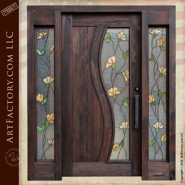 Best 25 glass entry doors ideas on pinterest doors with for Custom exterior doors