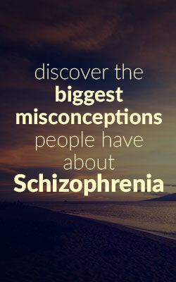 Misconceptions about Schizophrenia - Excellent Mental Health Article