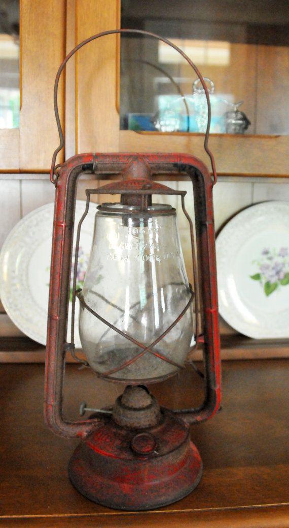Antique Vintage Dietz Monarch Lantern