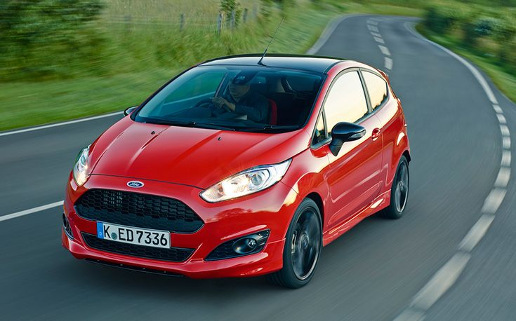 Ford Fiesta Zetec S Red and Black editions available at #Days  #FordFiesta
