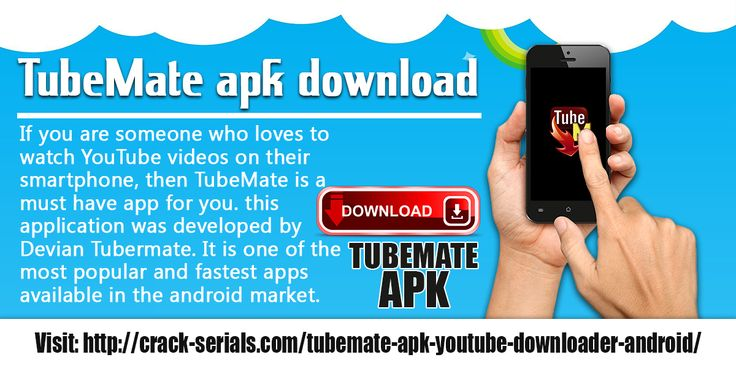 If you are someone who loves to watch YouTube videos on their smartphone, then TubeMate is a must have app for you.