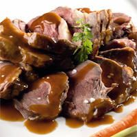 Check out this delicious pressure cooker recipe for Mom's Brisket that will be a great addition to your holiday dinner!