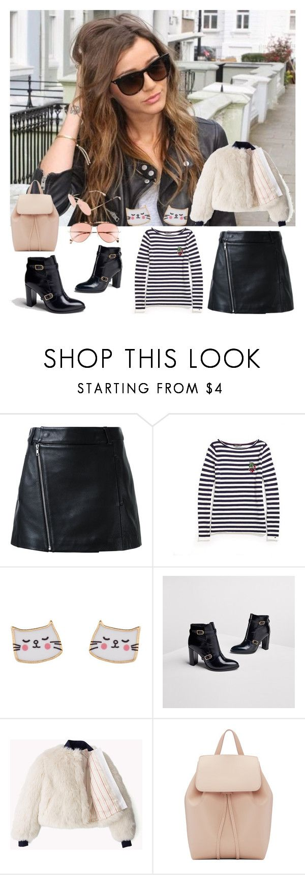 ECL_TH by stepehi on Polyvore featuring Tommy Hilfiger, Dion Lee, Mansur Gavriel, Accessorize and Calder