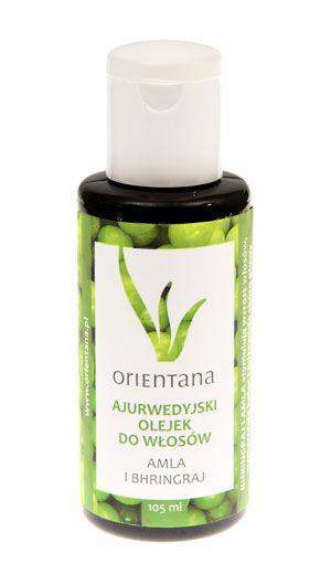 olejek do włosów Orientana